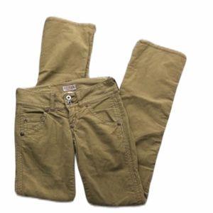 Vintage Guess Corduroy Straight Leg Pants